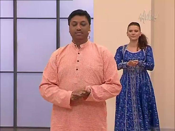 Индийские танцы с Ашвани Нигамом - Занятие 1 :: Видеотека :: JV.RU — Фитнес, здоровье, красота, диеты