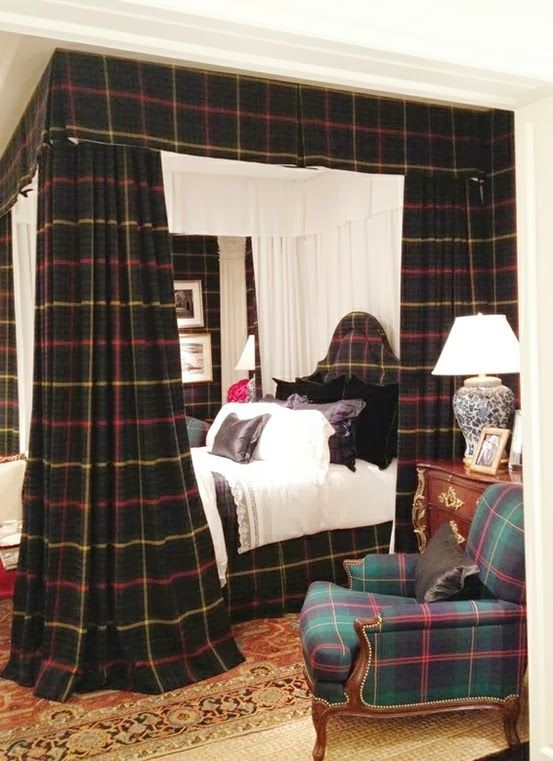 1000 Images About Black Watch And Leopard Bedroom On