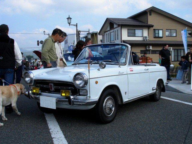 Daihatsu Conperno spyder