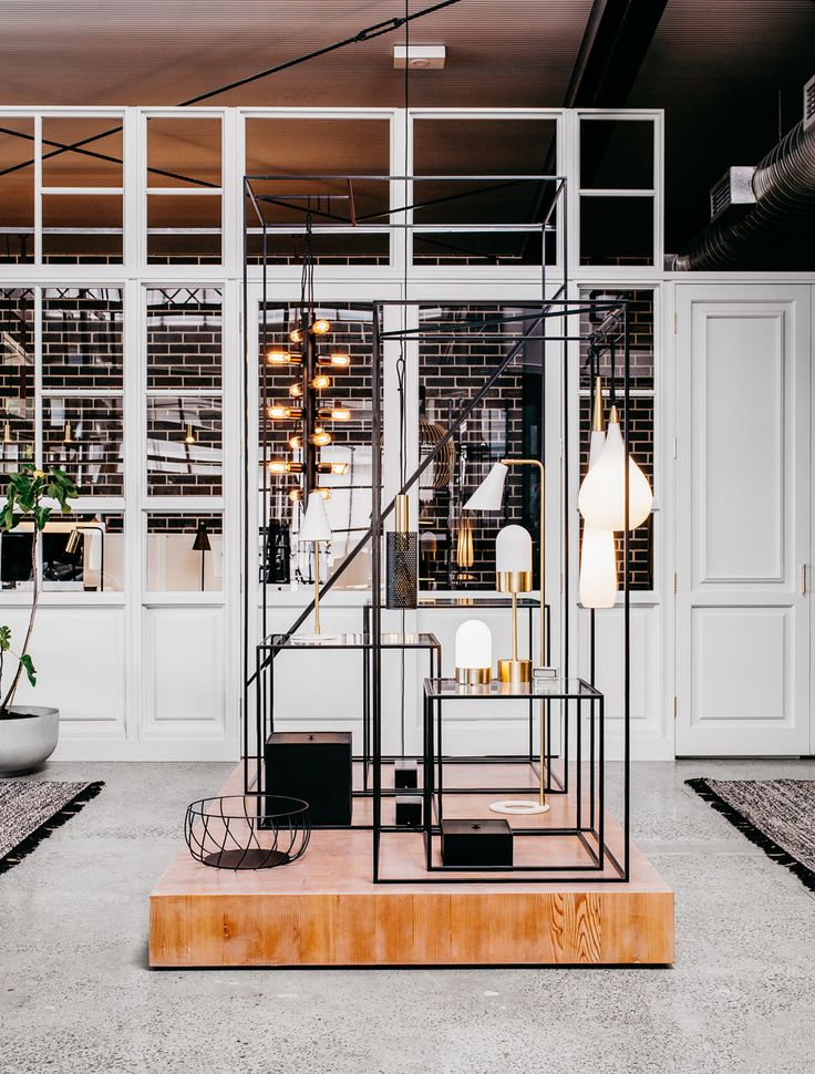 A look at the redesigned Fred International showroom. Photography by Felix Forest. & 178 best Fredu0027s Lighting Love images on Pinterest | Bedroom Blue ... azcodes.com