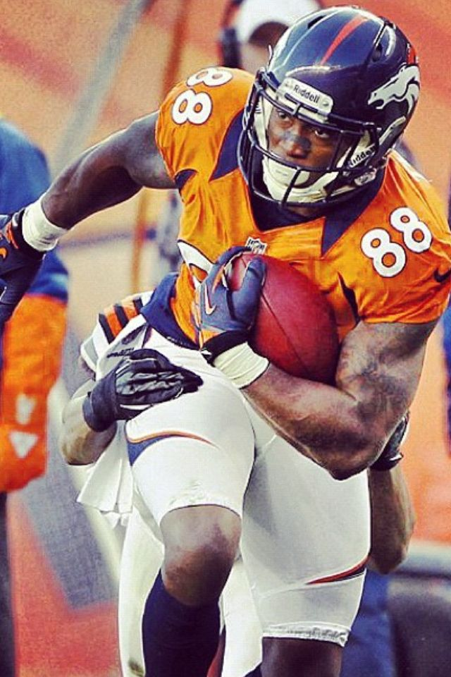 Favorite Broncos player!!! DT!!!!!!!!!