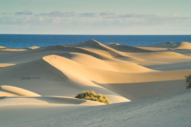 "The Great Dune of Pyla – The ""Sahara"" of France."