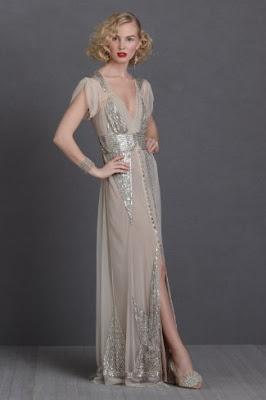 Great Gatsby Wedding Dress - stunning!