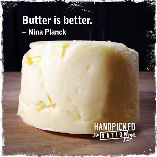 Butter: handpickednation.com