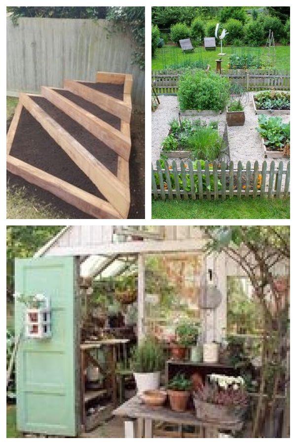 Dreieckiges Hochbeet Gartenideengemse Garden Gardenideasvegetableraisedbeds Garten Outdoor Structures Outdoor Improve Yourself