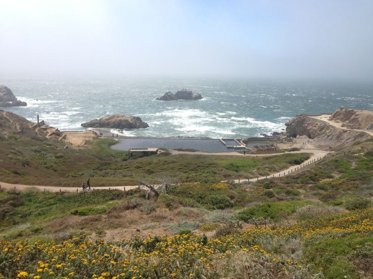 Lands End Lookout in San Francisco, CA
