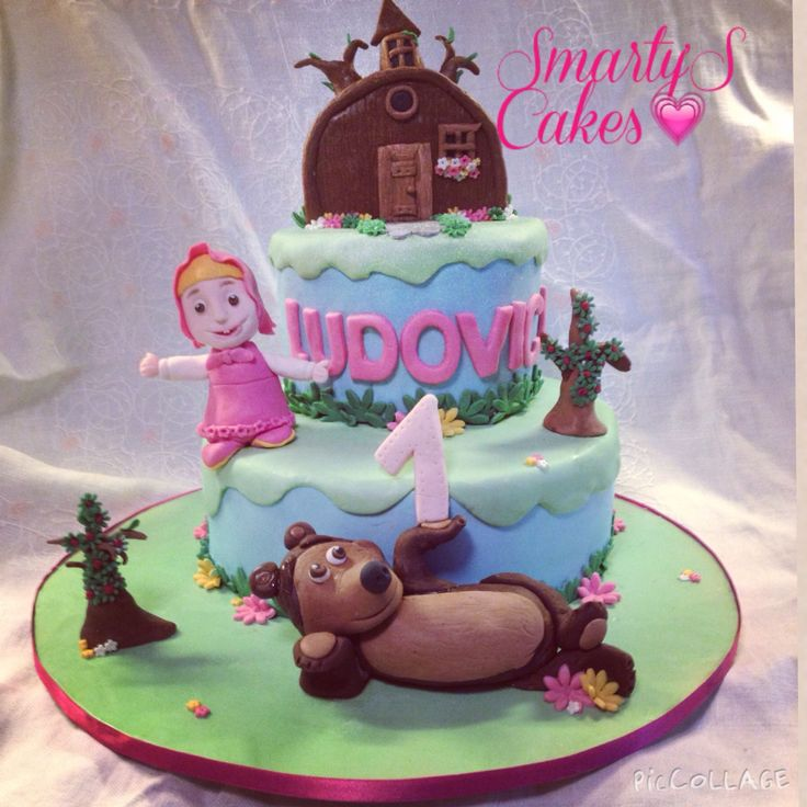 MASHA&ORSO CAKE   - INSTAGRAM smartyscakes   - FB  https://m.facebook.com/pages/SmartyS-Cakes/499207850175709