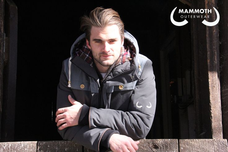 Warmth. Fashion. Function. Join the #MammothMovement and support #wildlife in Canada with our #Kickstarter at https://www.kickstarter.com/projects/995157698/mammoth-outerwear