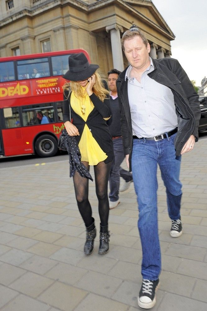 Blake Lively - Blake Lively and Ryan Reynolds Brother in London