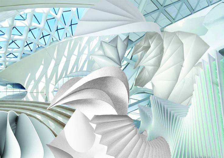 TP 3 - Tri dimensión y Morfología - Carta de Tendencia - Santiago Calatrava