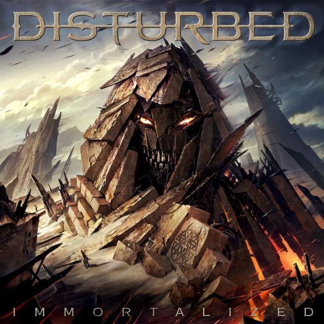 "DISTURBED's music video for the band's cover version of SIMON & GARFUNKEL's ""The Sound Of Silence"" can be seen below. The track is taken from DISTURBED's first new album since 2011, ""Immortalized"",..."