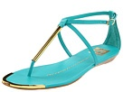 What a happy pop of color for the summer!!! though knowing me I'll buy them in tan :)