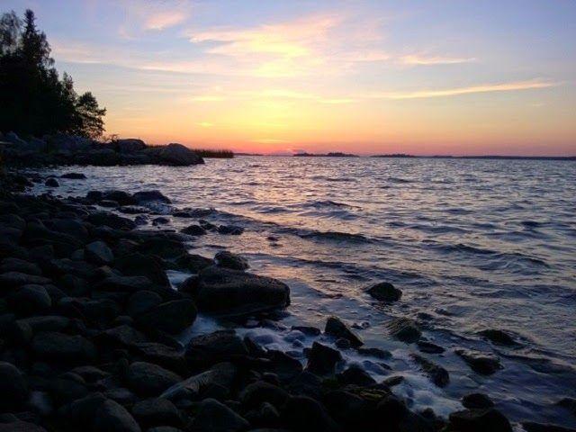 Selkämeri, Luvian saaristo