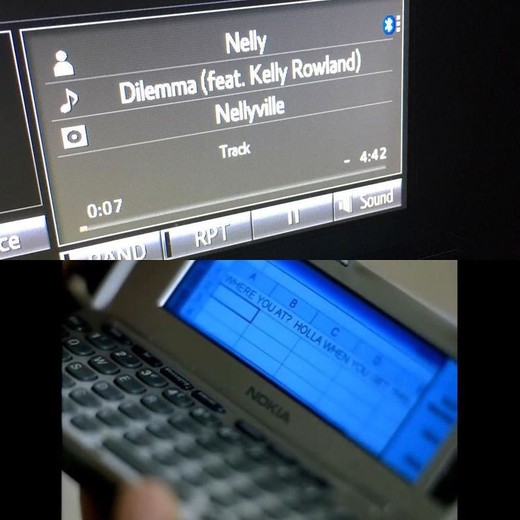 The dilemma was really texting on an excel spreadsheet. #nelly #kellyrowland #dudeseriouslywtf