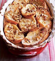 Resep Sarapan Kaserol Roti Selai Jeruk