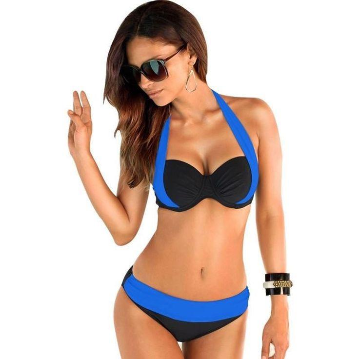 Women's High Waist Bikini