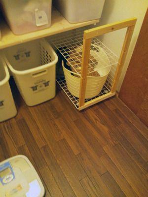 組立自由な万能家具!100均の「ワイヤーネット」を使った収納活用術 - M3Q - 女性のためのキュレーションメディア