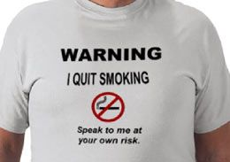 If you're worried about and what will happen when you quit smoking, our nicotine withdrawal timeline and symptoms will help you prepare for what's coming.