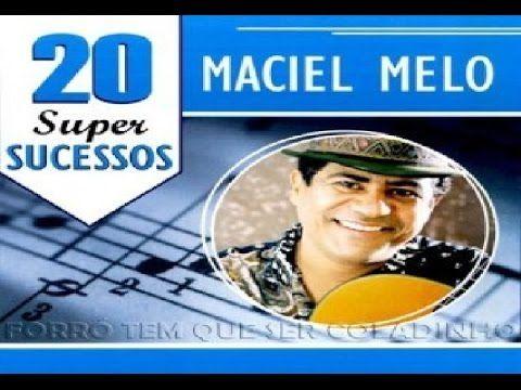 Maciel Melo - 20 Super Sucessos - CD Completo