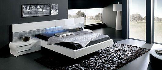 dormitorios modernos - Buscar con Google