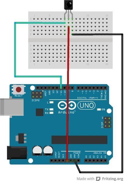 Arduino | IR Tutorial ---- HEY HEY!!!  For more COOL ARDUINO stuff, check out http://arduinohq.com
