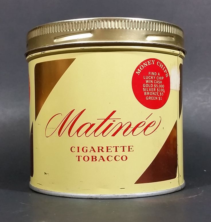 Vintage 1969 Matinee Cigarette Tobacco Tin Imperial Tobacco Money Chips Promo Bilingual https://treasurevalleyantiques.com/products/vintage-matinee-cigarette-tobacco-tin-imperial-tobacco-money-chips-promo #Vintage #1960s #60s #Sixties #Matinee #Cigarettes #Smokes #Smoking #Tobacco Imperial #VintageTins #Cans #Canisters #Rare #MoneyChips #Money #Chips #Promotion #Prizes