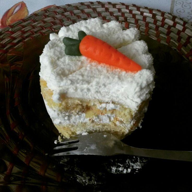 Vanilla mini cakes