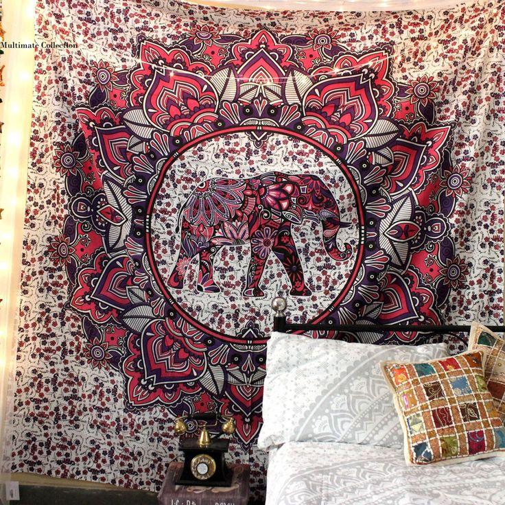best 20+ tapestry bedding ideas on pinterest | mandala comforter