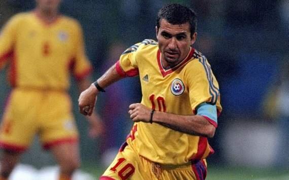 Gheorghe Hagi (Romania)