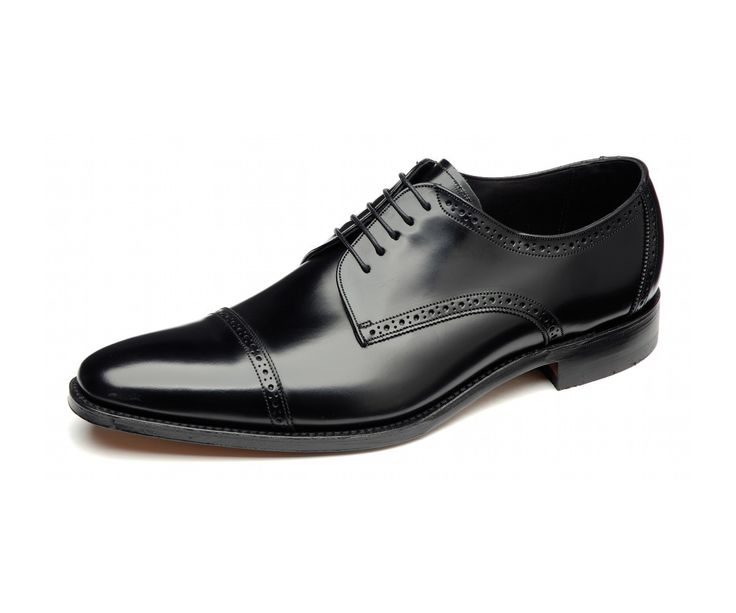 Loake Reeves  Mens Toe Cap semi-brogue shoe  http://www.robinsonsshoes.com/loake-reeves.html
