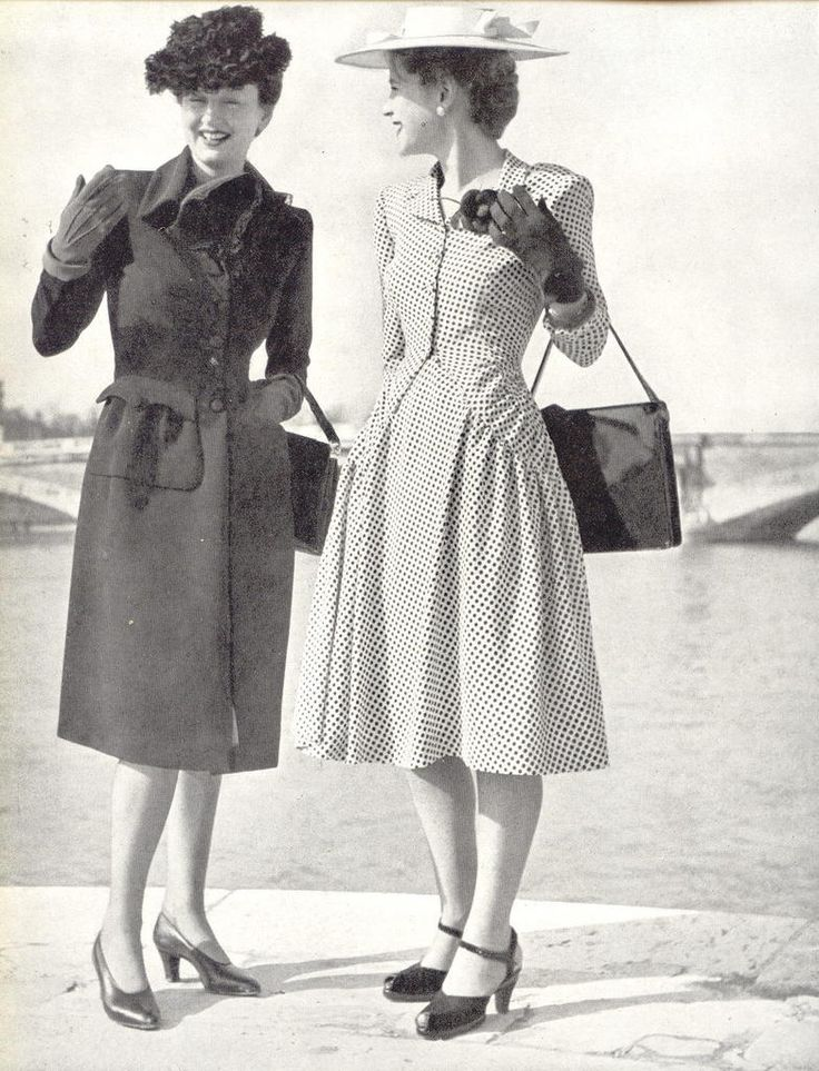 """1940s material 