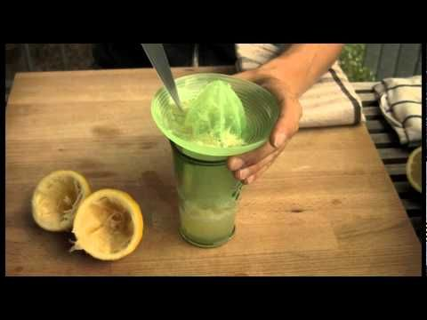How to treat a persistent dry cough with a lemon wrap - YouTube
