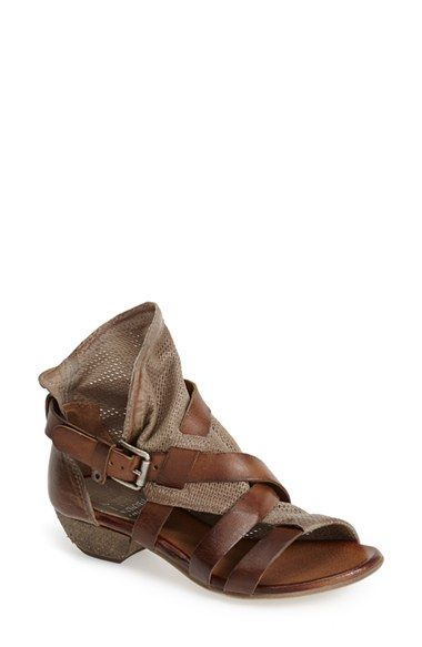 Miz Mooz 'Cassidy' Leather Sandal (Women) available at #Nordstrom