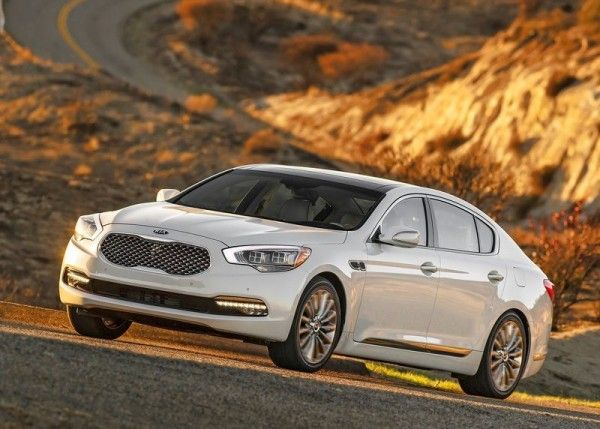 2015 Kia K900 Pictures 600x429 2015 Kia K900 Full Reviews with Images
