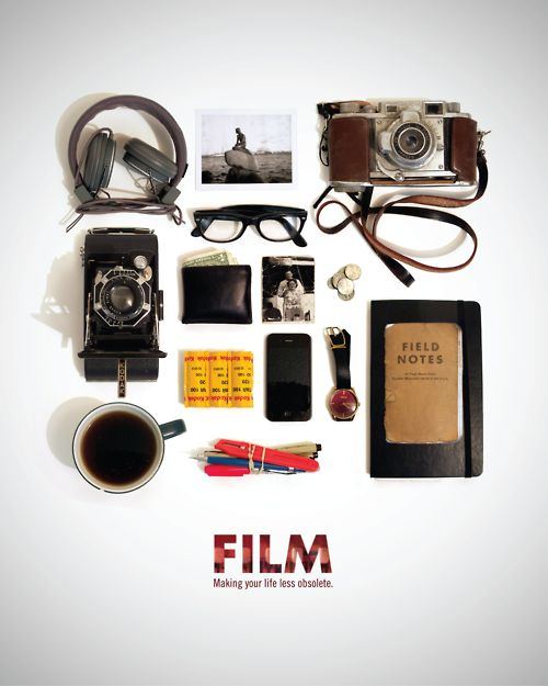 FILM - making your life less obsolete