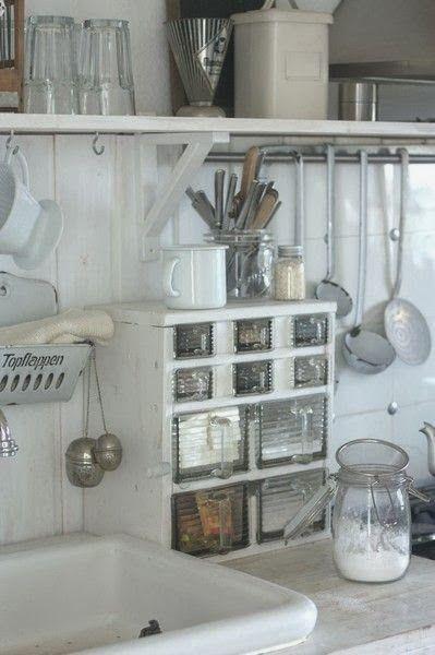 242 best Küche images on Pinterest - shabby chic küchen