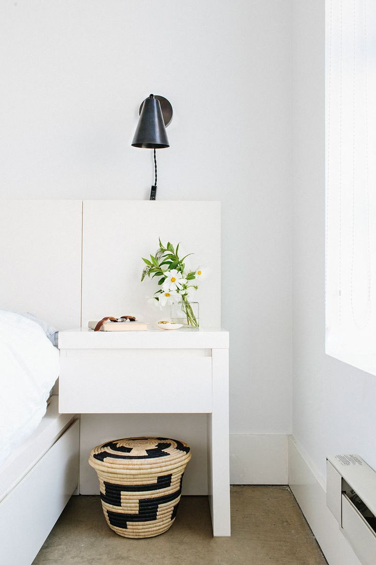 Sauda Baskets Small Or Large Grey Walls Bedside
