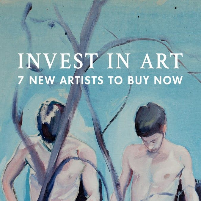 We're excited to unveil our latest edition of Invest In Art, featuring our Chief Curator's handpicked selection of emerging artists showing great promise.   Check out these rising art stars: http://ow.ly/HZ5Op