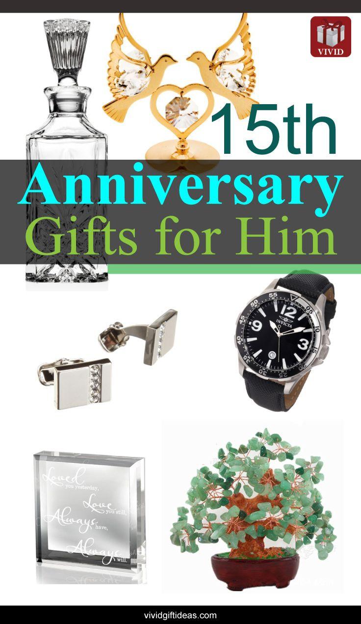 4th Wedding Anniversary Gift Ideas For Men: 15th Wedding Anniversary Gift Ideas For Men
