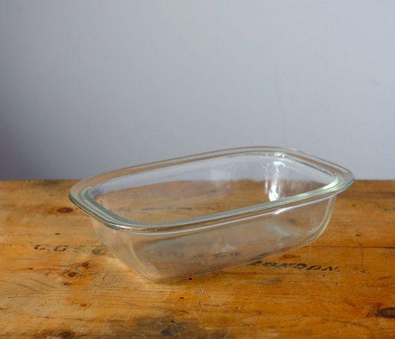 JAJ Pyrex Glass Baking Dish