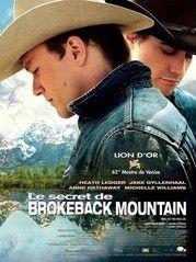 Le secret de Brokeback Mountain - Films de Lover, films d'amour et comédies romantiques.