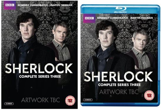 Sherlock S3 to hit DVD and Blu Ray from January 27 2014 * 04 December 2013