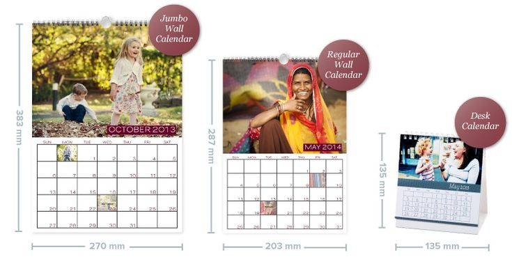 Calendars are a great gift or merchandise item for customers to remind them of your business or message each month. http://www.printearly.com/products/calendars