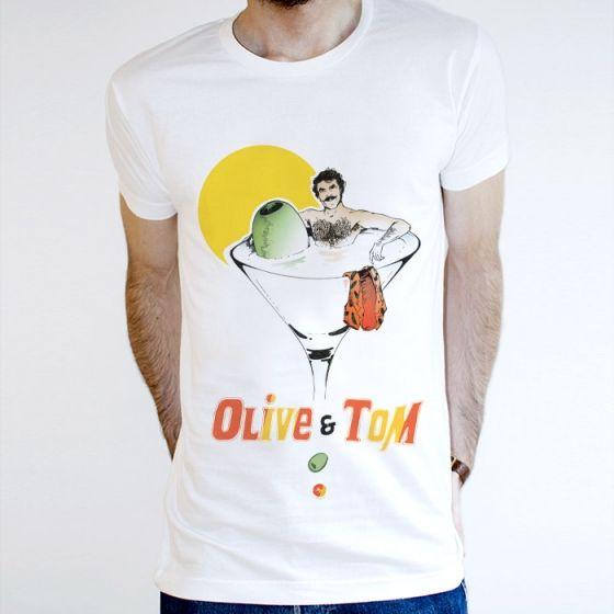 T-Shirt Olive et Tom marc