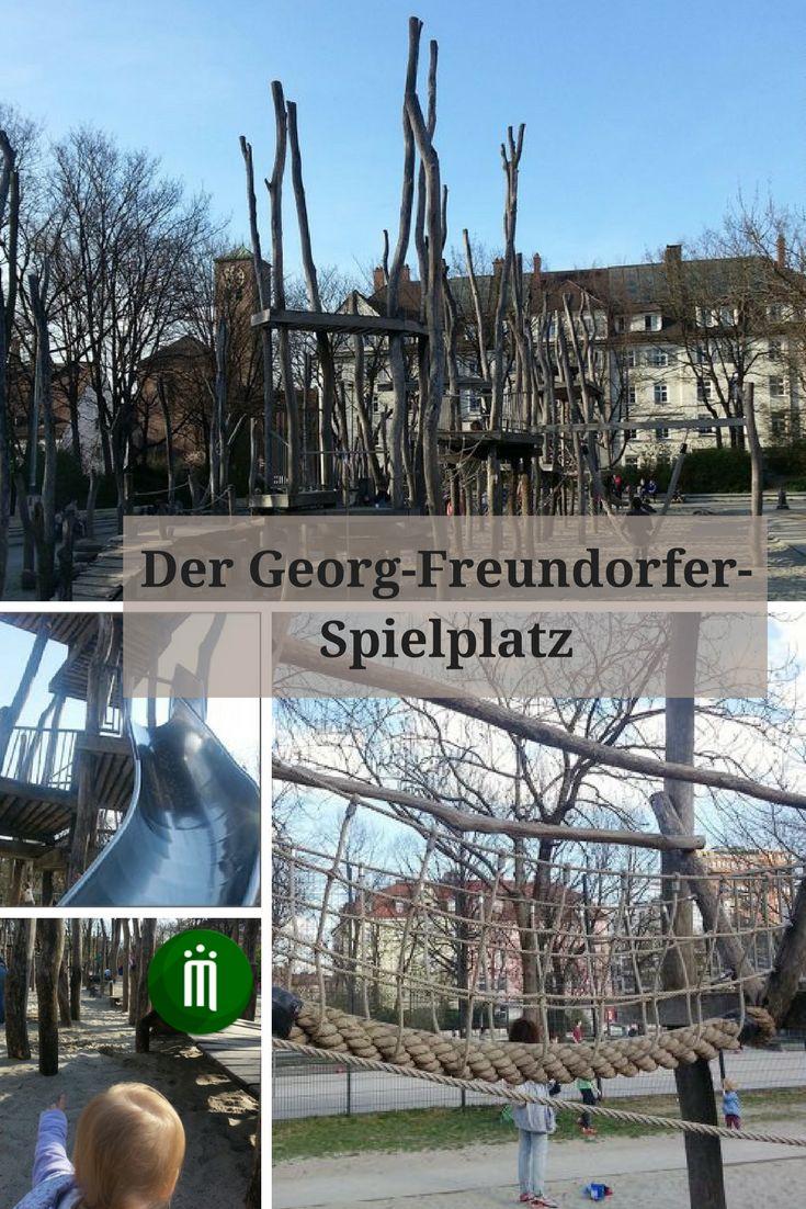 """Der """"Affenspielplatz"""" ist durch seine unmittelbare Nähe zur U-Bahn Theresienwiese und Bushaltestelle Schwanthalerhöhe super mit öffentlichen Verkehrsmitteln zu erreichen."""