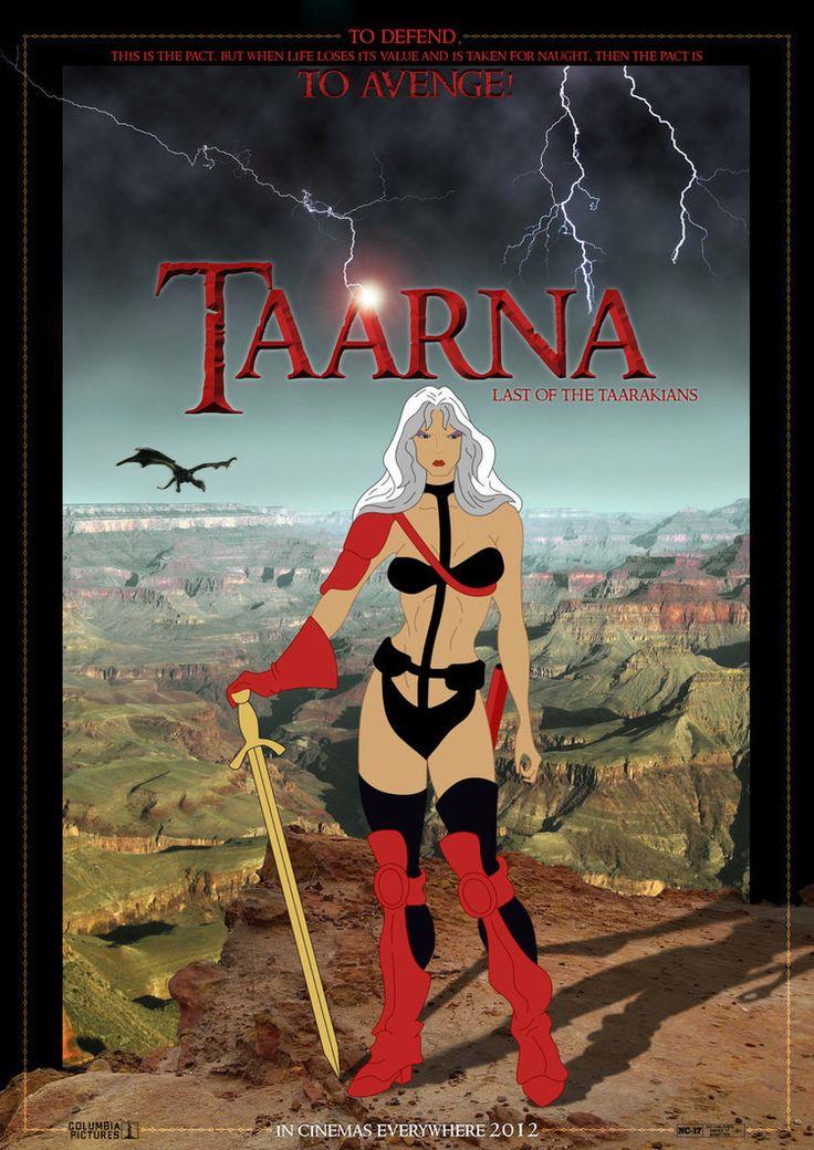 Taarna, Last of the Taarakians