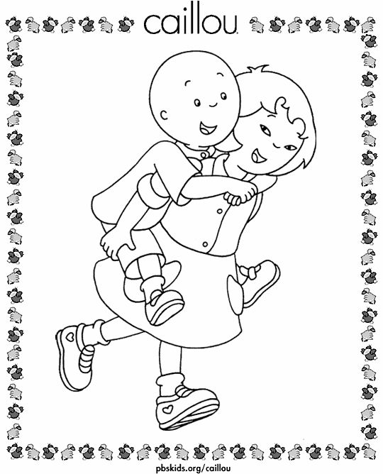 246 best Caillou images on Pinterest | Caillou, Anniversary ideas ...