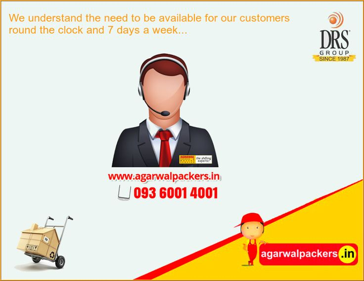 We understand the need to be available for our customers round the clock and 7 days a week.  Just call us now..! 09360014001 Our website: http://www.agarwalpackers.in/ #LimcaBookOfRecords #LimcaBook #AGARWALPACKERSANDMOVERS #Agarwal #packers #movers #drsgroup #Largestmovers #bestpackersandmovers #india #SafeRelocation #Household #Transportation #Relocation #Shifting #Residential #Offering #Householdpackers #Bangalore #Delhi #Mumbai #pune #hyderabad #Gurgaon