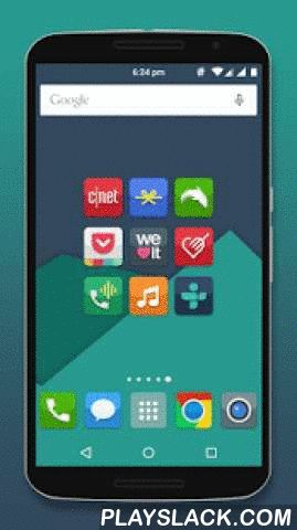"""Horizon Icon Pack Free  Android App - playslack.com ,  ** Featured in the """"Best new icons pack for Android (July 2015)"""" article by PhoneArena ** - http://www.phonearena.com/news/Best-new-icons-pack-for-Android-July-2015_id71029Welcome to Horizon, an icon pack with vibrant colors, exquisite details and beautiful rounded square shapes. Designed with precision, these icons will make your Android home screen simply pop out, and set you apart from the crowd.▪ Over 1350+ fresh icons.▪ Ready for…"""