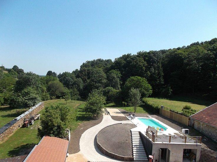Chambres d'hôtes le Mont Cigale. C'est à #Vauquois, en Argonne, proche du haut lieu de la Première #Guerre mondiale que Lieve & Johan vous accueillent dans leur maison et table d'hôtes. Idéale pour des #Vacances au #Vert. Crédit photo : CDT Meuse